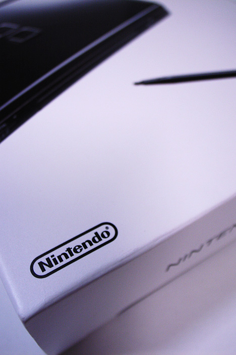 Nintendo DS Lite Jet Black