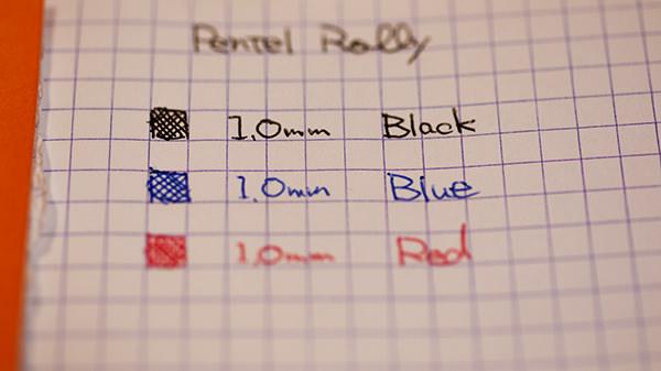 Pentel rolly 02