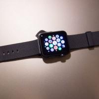 Apple Watchのナイロンバンドを購入