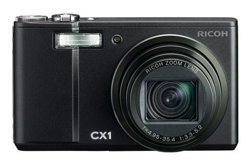 ricoh-cx1-black-front