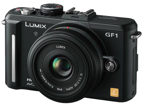 LUMIX GF1 Black