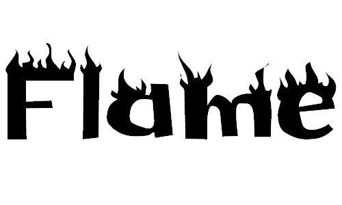3 flame