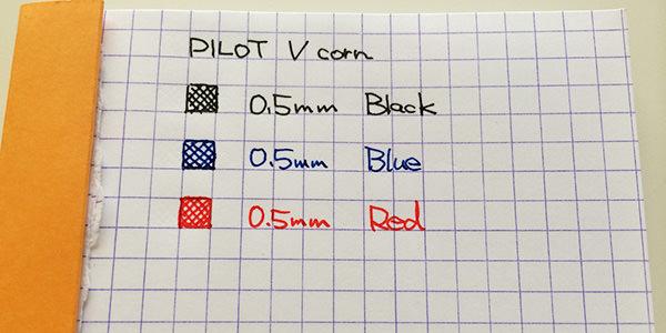 Pilot vcorn03