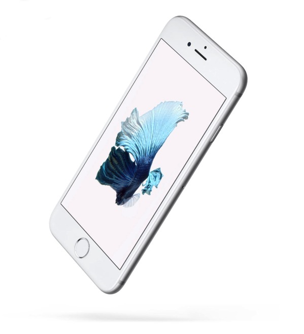 Iphone6s silver