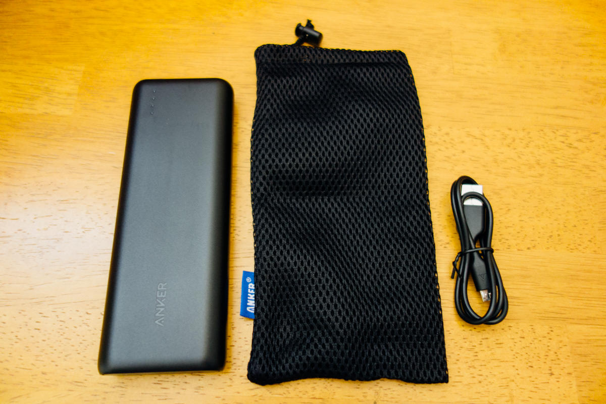 Anker powercore 20100 03