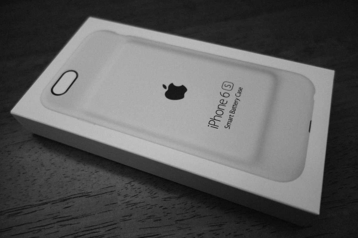 Iphone6s smart battery case 01