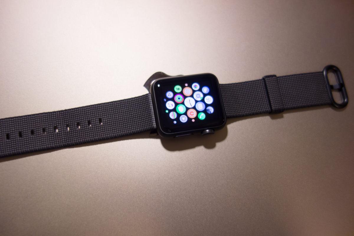 Applewatch nylonband01
