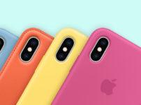 純正iPhoneケース新色