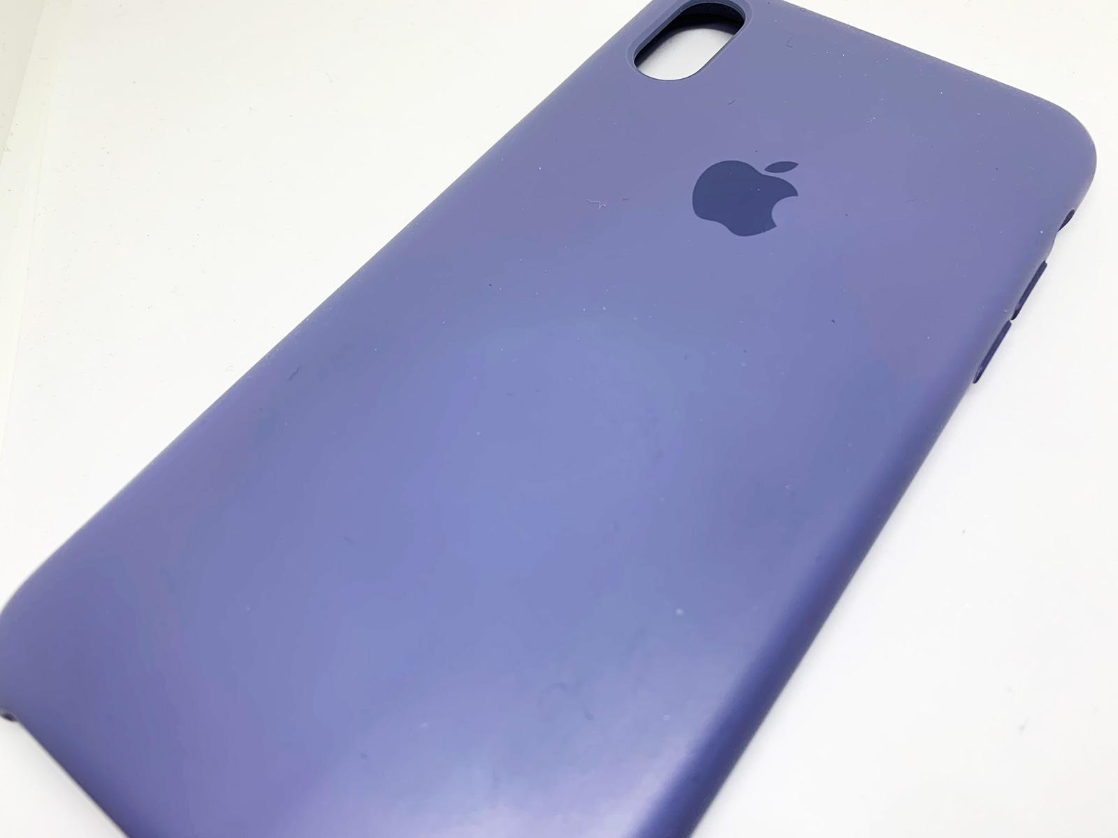iPhoneケース-ラベンダーグレイ