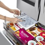 LG InstaView Door-in-Door Craft Ice Refrigerator