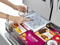 LG InstaView Door-in-Door Craft Ice Refrigerator