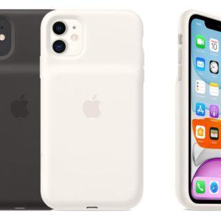 iPhone 11 スマートバッテリーケース