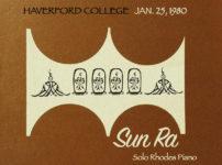 Sun Ra - Haverford College 1980 Solo Piano