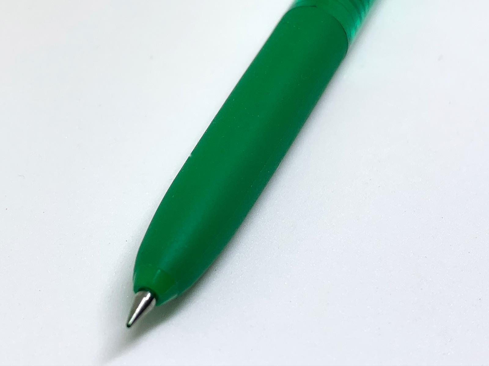 ユニボール シグノRT1 0.5mm グリーン ペン先