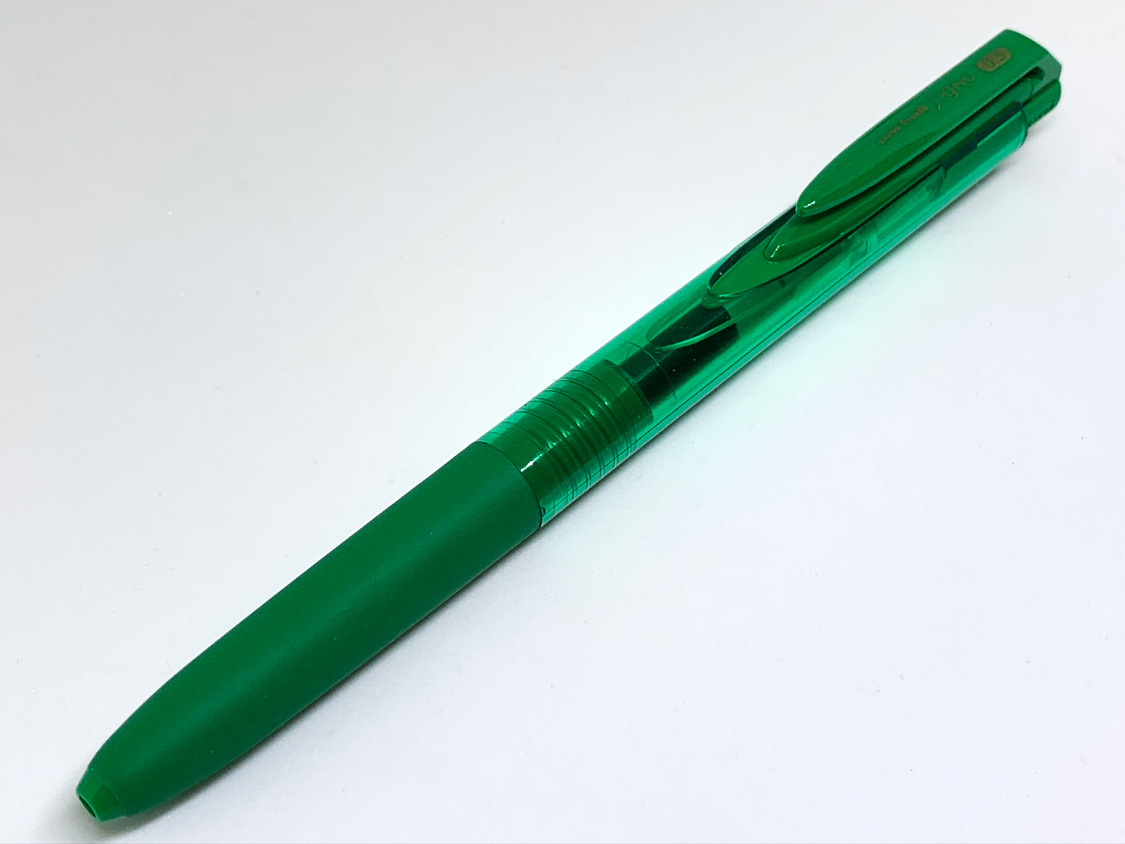 ユニボール シグノRT1 0.5mm グリーン