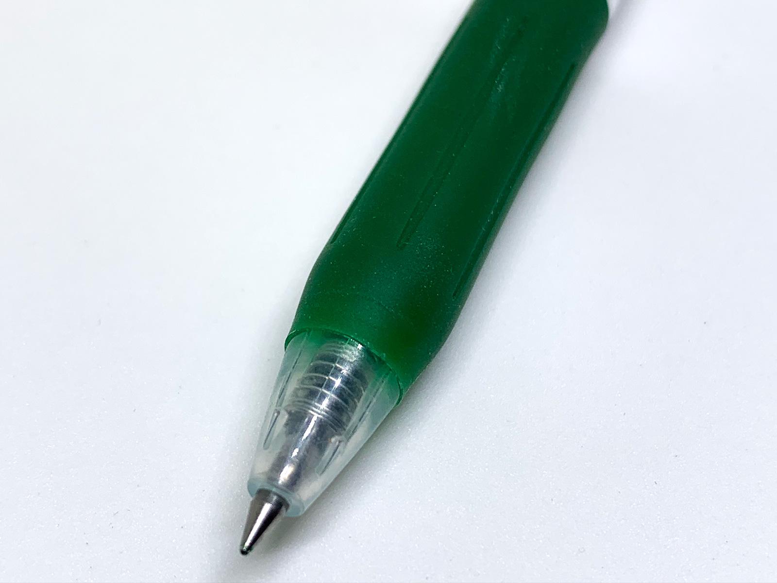 ゼブラ サラサクリップ 0.5mmビリジアン ペン先