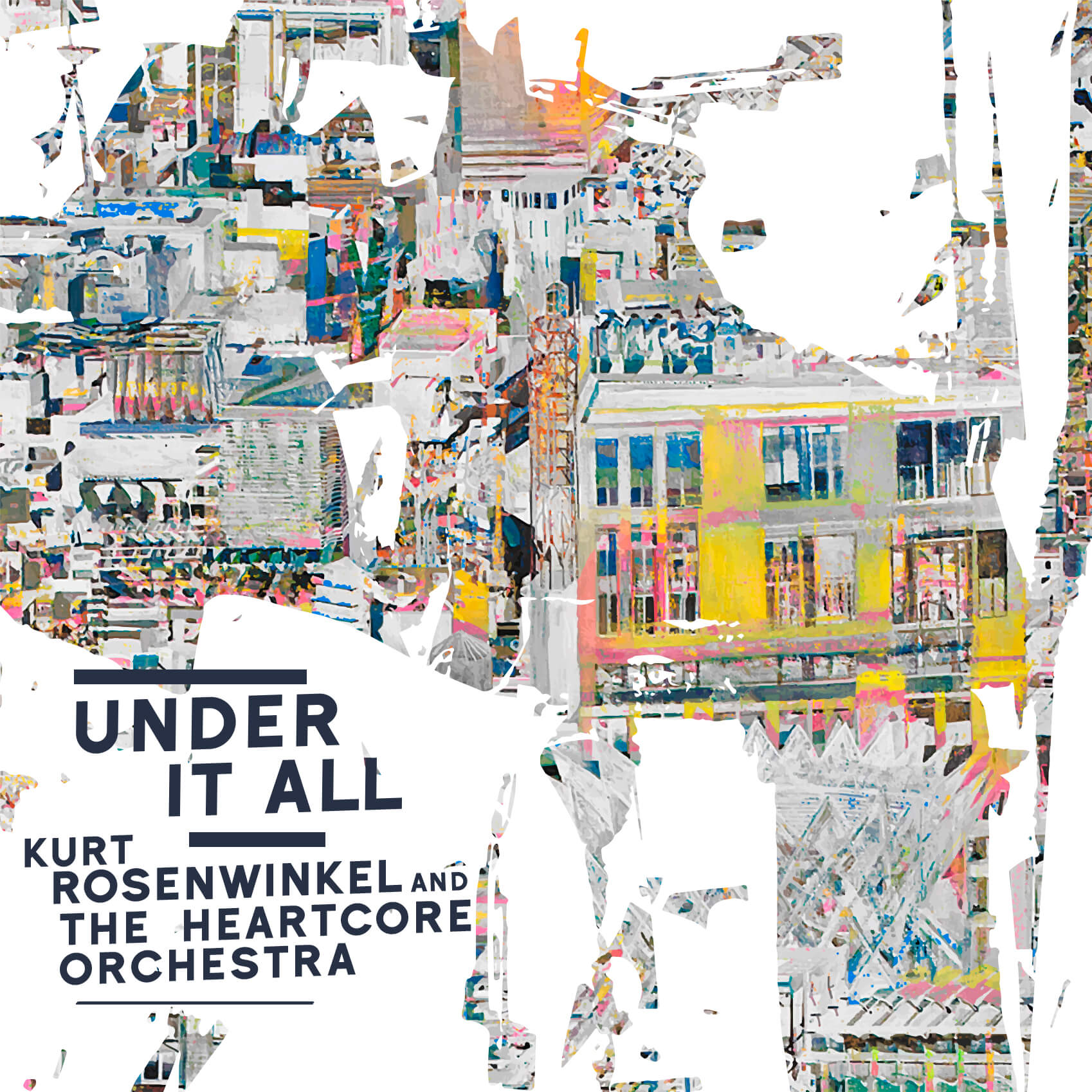 Kurt Rosenwinkel and The Heartcore Orchestra - Under It All