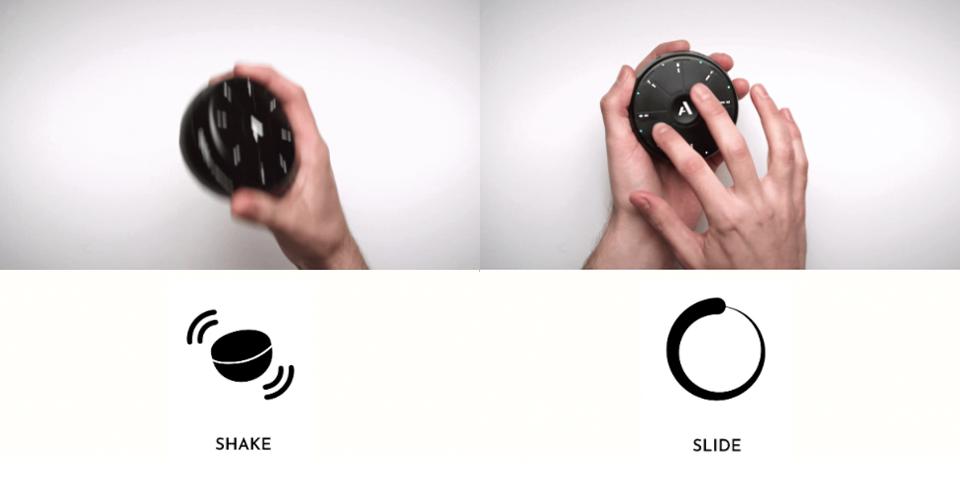 shake &slide