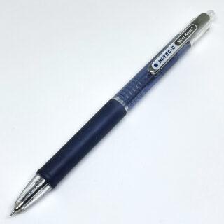 ハイテックCスリムノック 0.4mm ブルーブラック
