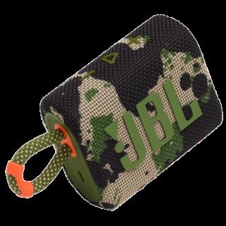 JBL GO 3 スクワッド